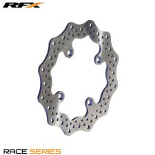 RFX Race Rear Disc (Blue) Yamaha YZ80/85 93-17